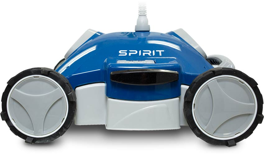 Aquabot Spirit Robotic Pool Cleaner For Inground And